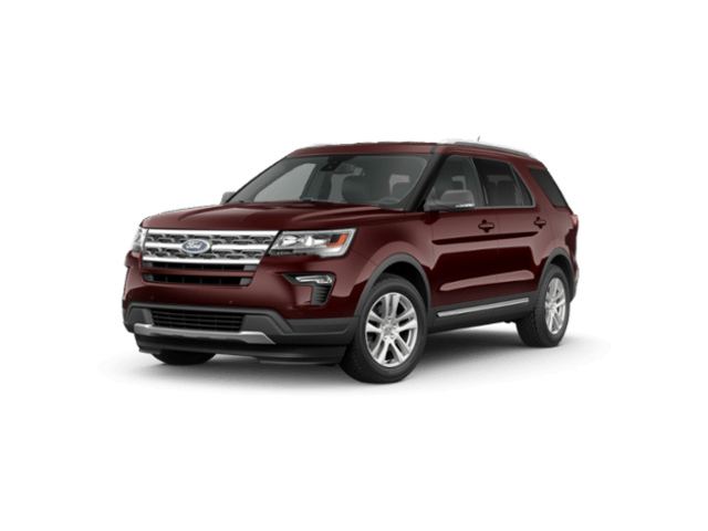 2019 Ford Explorer XLT SUV in Coon Rapids, IA